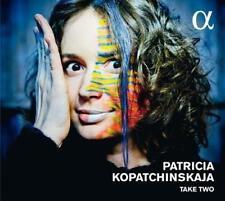 Patricia Kopatchinskaja - Take Two, Neu OVP, CD, 2014
