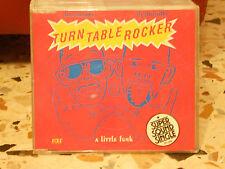 TURN TABLE ROCKER - A LITTLE FUNK 110 BPM - BAZOOKA 109 BPM remix 116 bpm 2001