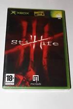 Still Life XBOX  UK PAL New Factory Sealed