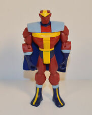 "2009 Animated Red Tornado 5"" Action Figure Batman Brave & Bold DC Comics"
