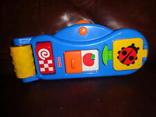 "11"" 2006 Mattel Fisher Price Baby Toddler Activity Gym Toy Suction Cup Attach"