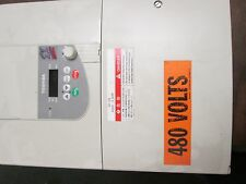 Toshiba Inverter AC Drive, VFS9-4055PL-WN, 7.5HP, Used