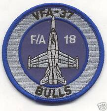 VFA-37 F-18 bullet patch