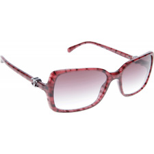 * CHANEL * womens sunglasses  CH5218 c1306/3P   Coco Chanel - Red - Violet lens