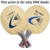 Galaxy Y- 3 Table Tennis Blade, 5 wood + 2 carbon, NEW!