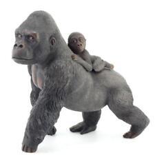 Gorilla Baby Figurine Statue Ornament Africa Monkey Gift Present 16cm