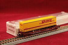 """Fleischmann 845335 SJ Taschenwagen """"DHL""""/OVP/Neu"""