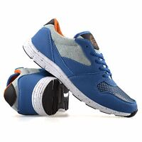 Boys Kids Childrens Casual Lace Up School Sports Running Gym Trainers Shoes Size