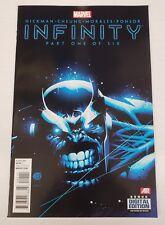 Infinity #1 Thanos  1st  Print Marvel 2013  VF