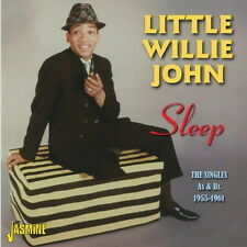 Doppio CD ALBUM Little Willie John Sleep (All Around the World) 2013 Jasmine