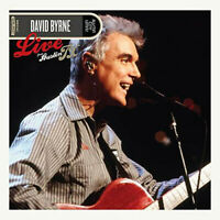 DAVID BYRNE - LIVE FROM AUSTIN TX 2017 US CD +DVD * NEW & SEALED *