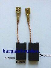 Carbon Brushes Hitachi 999061 999043 CM7MC CM9UBY G18MRU Angle Grinder Pair D43*