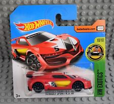 Hot Wheels  Exotics Renault Sport R.S. 01  in 1:64 Neu & OVP