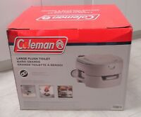 Coleman 2000016503 Portable Flush Toilet-Large