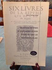 République de Bodin - Editions anciennes Van Balberghe - 1983 - B8