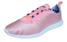 adidas Neo Cloudfoam Pure Women Running Trainers Comfortable Fitness Shoes Peach