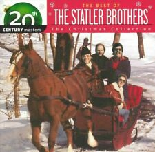 THE STATLER BROTHERS - THE CHRISTMAS COLLECTION (CD 2004) NEW/SEALED