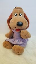 Vintage Pound Puppies Nose Marie Tv Show Plush