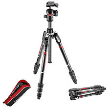 Manfrotto Befree Advanced Carbon Fiber Travel Tripod - 494 Ball Head MKBFRTC4-BH