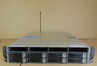 Dell PowerEdge C6100 XS23-TY - 4 Nodes 8 x Xeon SIX Core X5650 96GB RAM 2 x 146G