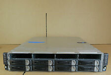 Dell PowerEdge C6100 XS23-TY - 4 Nodes 8 x Xeon SIX Core X5650 96GB RAM 2 x 146G