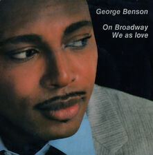 GEORGE BENSON - On Broadway - WARNER BROTHERS 1978 - - 45rpm