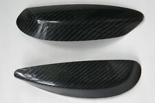 CARBON FIBRE Tank Protector Side Guards Aprilia Mille RSV Generation 1 TWILL