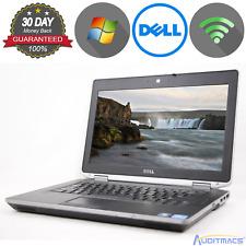 """Dell Latitude E6430 Laptop 14"""", i5-3320M 2.60GHz, 320GB, 4GB, Windows 7 (ST)"""