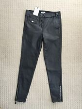 Jean Paul Gauliter for Target Biker Jean Skinny Pants Black Size 10 New