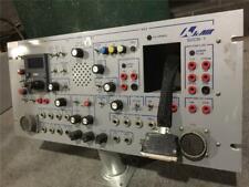 JCAir Test Fixture NAV/COM Test Panel 01-0217-00 -  92CN-1
