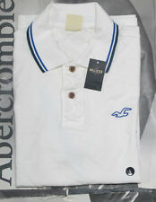 New 2014 Hollister By Abercrombie Men Moonlight Beach Polo Shirt All Size, NWT