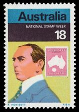 "AUSTRALIA 648c (SG634c) - National Stamp Week ""Blamire Young"" (pa67550)"