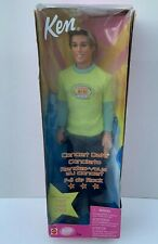 2001 Mattel CONCERT DATE KEN Doll 53962  BARBIE New Collectible Toy NRFB