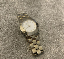 Marc Jacobs Gold Wrist Watch Used