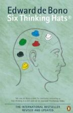 Six Thinking Hats by de Bono, Edward Paperback Book The Fast Free Shipping