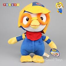 PORORO the Little Penguin Plush Soft  Doll Toy Stuffed Animals 11'' Kids Gift