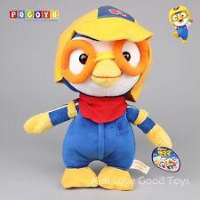 PORORO the Little Penguin Plush Soft  Doll Toy Stuffed Animals 11'' Kids Gift