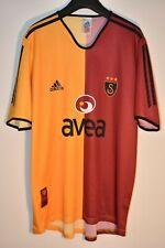 Vintage Galatasaray Football Shirt Top Kit 2005 2006 Home Top Retro Avea Medium
