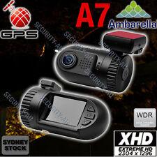Dash Camera 0805 Ambarella in Car GPS A7 1296P mini Truck Cam Blackbox Cam