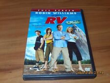 RV (DVD, 2006, Full Frame) Robin Williams