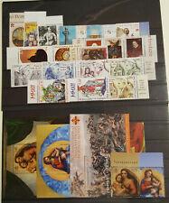 Vatikan Vatican Jahrgang Yearset 2012  postfrisch ** mit MH ohne Block 39