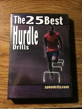 The 25 Best Hurdle Drills DVD Speedcity Track & Field DVD Hurdles Coaching