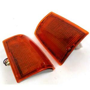 For 1985-1998 Mazda Magnum B2000 B2200 B2600 Front Corner Side Signal Lights L/R