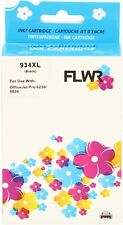 FLWR 934XL Black Compatible Cartridge for FLWR HP NON OEM