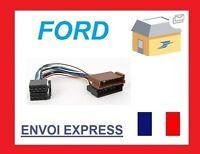 DIN ISO Connecteur De Câble Adaptateur Voiture Radio f Ford Focus Fiesta, Ka