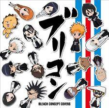 USED Bleach- Ble.Com Bleach Concept Covers CD