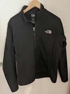 North Face women's soft shell jacket. TNF Apex. Size medium