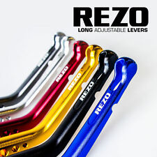 REZO V2 Lange Titan Verstellbare CNC Race Hebel für Yamaha YZF-R 125 12-13