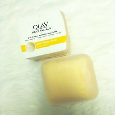 2 New Olay Daily Facials 5-in-1 Water Activated Dry Cloths Nourishing Clean