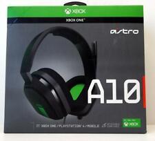 ASTRO Gaming A10 Headset kabelgebunden, kompatibel mit Xbox One, schwarz/grün